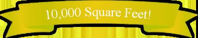 10000 square feet