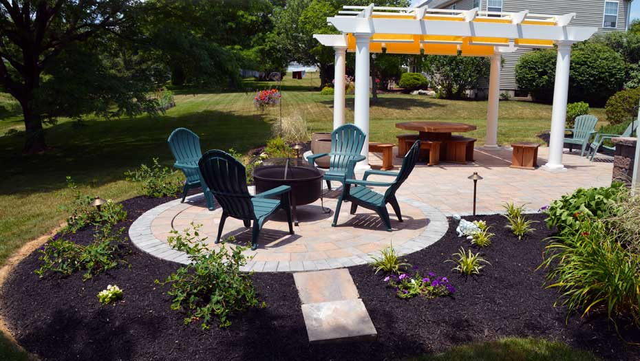 landscape lighting New Britain