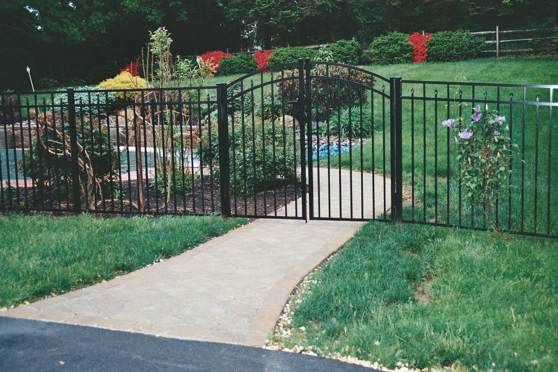 Colmar Aluminum Fencing Experts |Green Acres Nursey| 215-822
